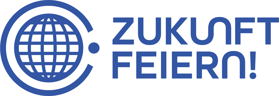 Zukunft Feiern Logo komplett